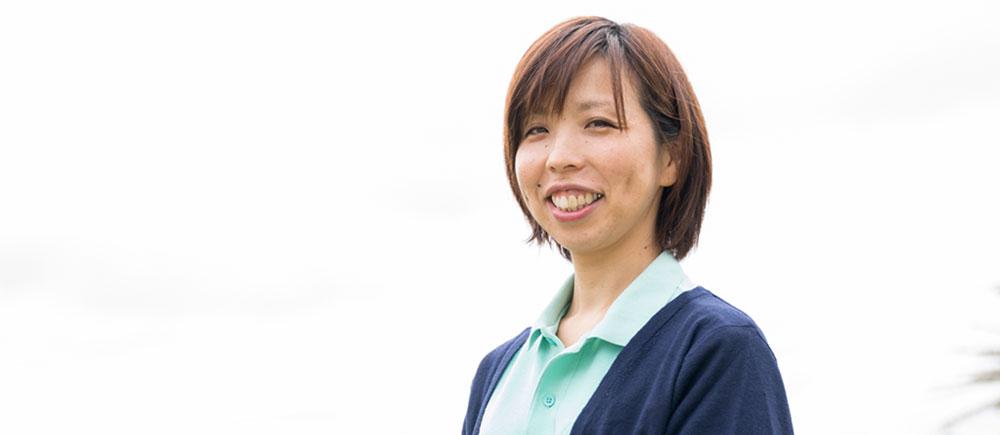 介護福祉士 ケアマネージャー 川田 加奈子さん